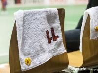 Glücksbringer der Damen vom TSV Mannheim