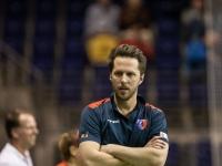 BHC-Trainer Floris Völkner