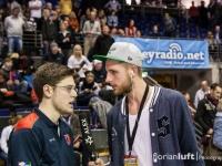 BHC-Trainer Marcel König im Interview mit Hockeyradio-Reporter Max Donnermeyer