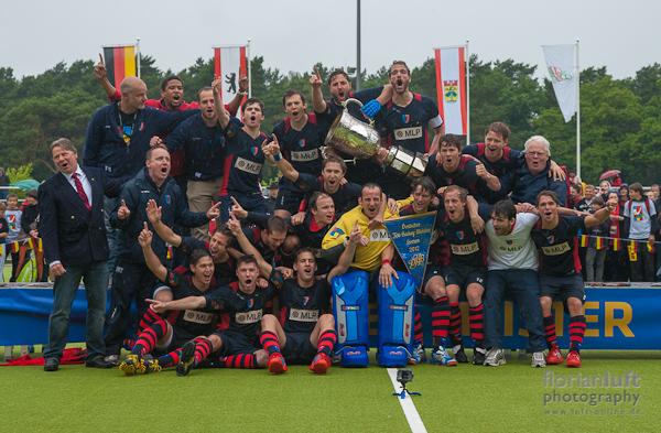 Deutscher Meister 2012 - Berliner HC