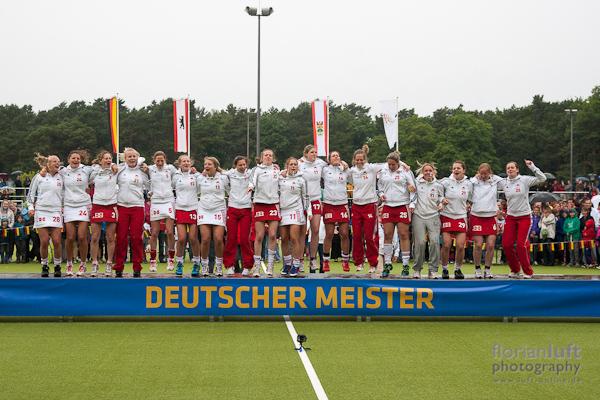 Deutscher Meister 2012 - Rot-Weiß Köln