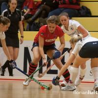 Damen-Viertelfinale, Berliner HC – Mannheimer HC