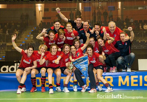 Deutscher Hallen-Meister 2013 Berliner HC