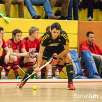 Herren-Viertelfinale, Berliner HC – Harvestehuder THC
